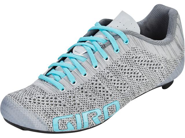 Giro Empire E70 Knit kengät Naiset, grey/glacier